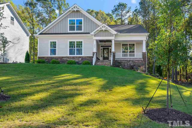 3453 South Pointe Drive, Apex, NC 27539 (#2173743) :: The Perry Group