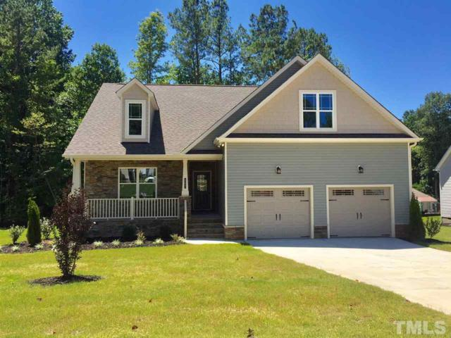 207 Laurel Oaks Drive, Youngsville, NC 27596 (#2175469) :: The Perry Group