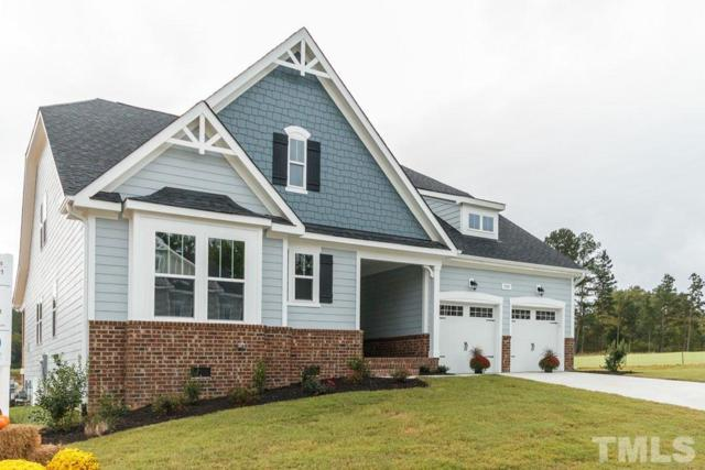509 Barrington Hall Drive, Rolesville, NC 27571 (#2178814) :: The Perry Group