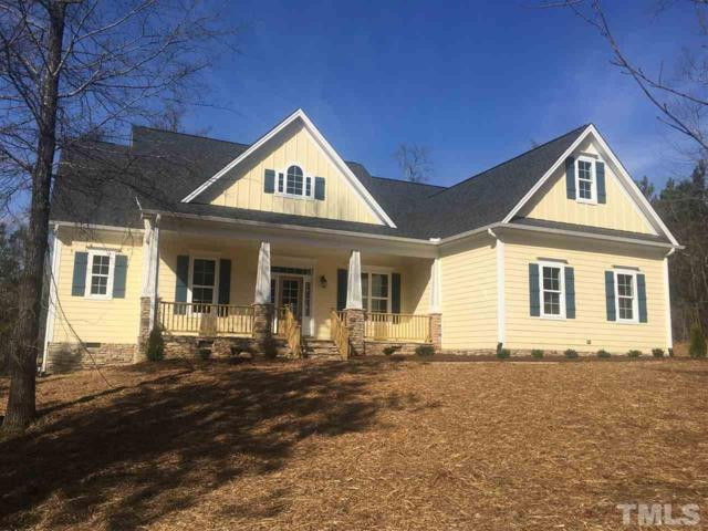 1353 Cedar Grove Road, Pittsboro, NC 27312 (#2182257) :: The Amy Pomerantz Group