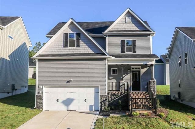 26 W Lumber Court, Clayton, NC 27520 (#2184680) :: The Perry Group