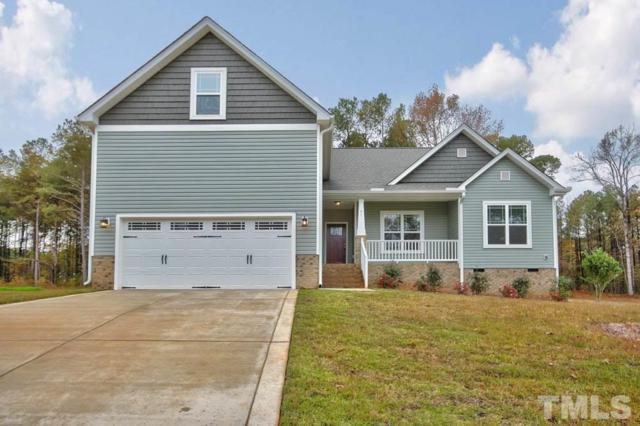 41 Chaparral Trail Lot 18, Garner, NC 27529 (#2184861) :: Raleigh Cary Realty