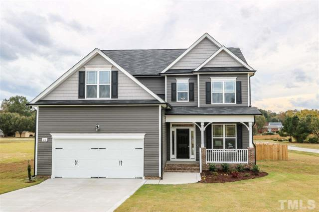 20 Marywood Drive, Clayton, NC 27520 (#2185659) :: The Perry Group