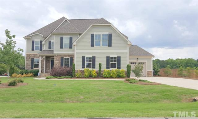 5305 Credence Drive, Holly Springs, NC 27540 (#2188696) :: The Abshure Realty Group