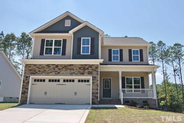 341 Hawkesburg Drive, Clayton, NC 27527 (#2189690) :: The Perry Group