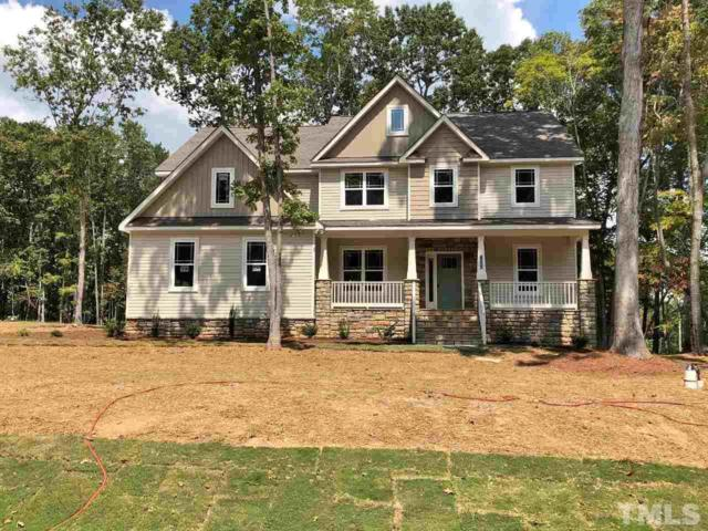 1004 Bluebell Lane, Wake Forest, NC 27587 (#2192610) :: The Abshure Realty Group