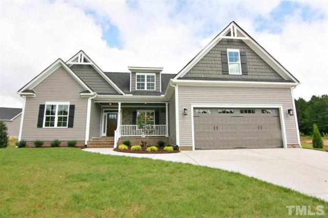20 Walking Trail, Youngsville, NC 27596 (#2198281) :: The Perry Group