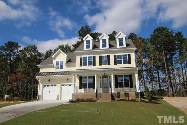 408 Barrington Hall Drive, Rolesville, NC 27571 (#2198293) :: The Perry Group