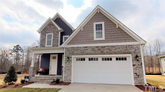 45 Walking Trail, Youngsville, NC 27596 (#2200409) :: The Jim Allen Group