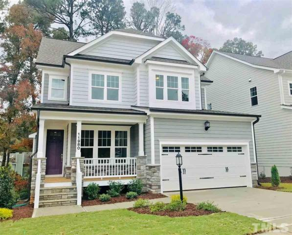 11980 Mcbride Drive #18, Raleigh, NC 27613 (#2202393) :: The Perry Group
