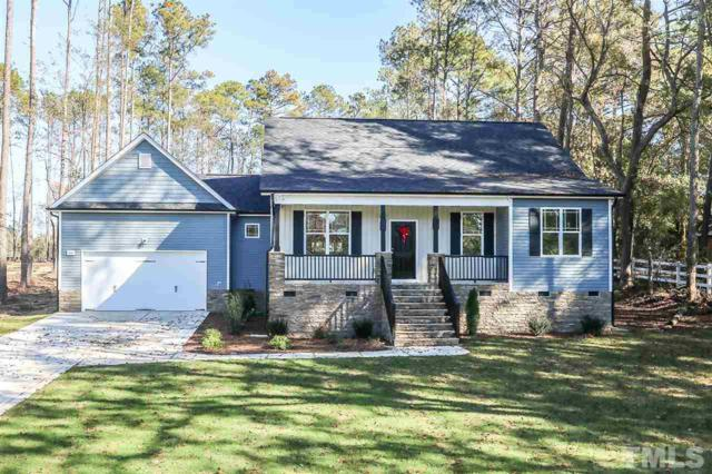 3661 Old Fairground Road, Angier, NC 27501 (#2204957) :: The Jim Allen Group