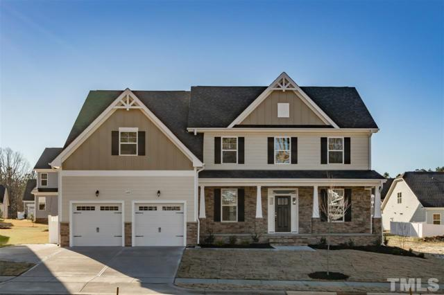 608 Gold Coast Drive Lot 206, Knightdale, NC 27545 (#2205269) :: The Jim Allen Group