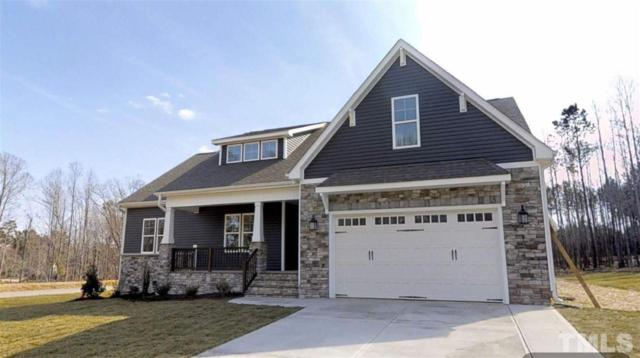 115 Walking Trail, Youngsville, NC 27596 (#2205411) :: The Jim Allen Group