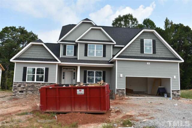 58 Sprucepine Court, Clayton, NC 27520 (#2207022) :: The Abshure Realty Group