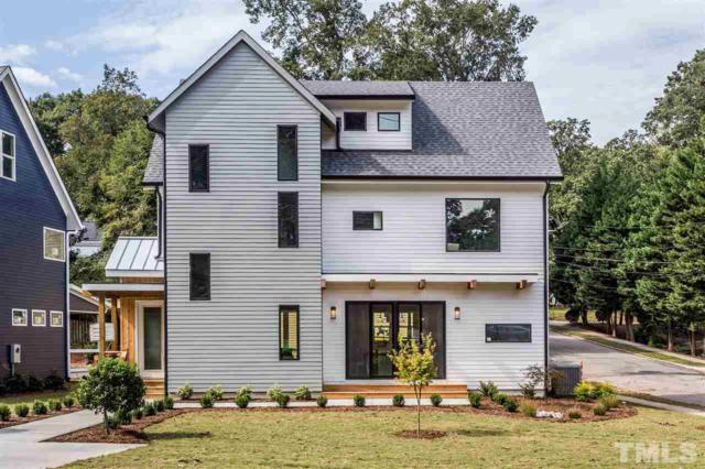 313 Taylor Street, Raleigh, NC 27607 (#2207525) :: The Perry Group