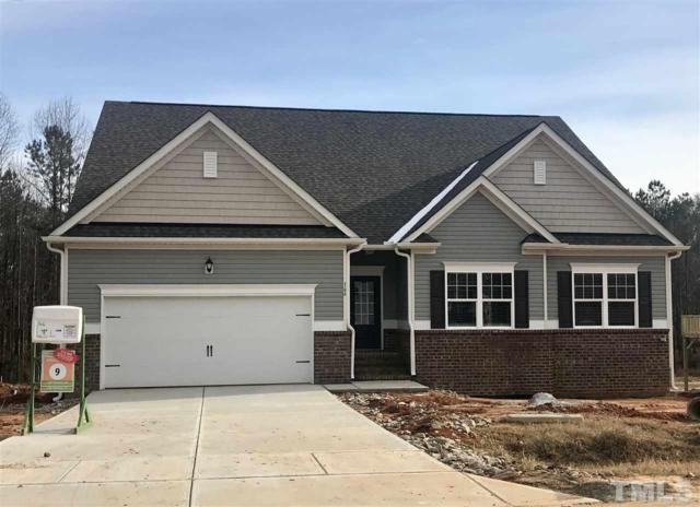 166 Springhill Lane #9, Garner, NC 27529 (#2209301) :: Rachel Kendall Team