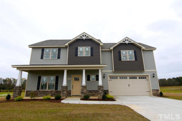 417 Planters Ridge Drive, Pikeville, NC 27863 (#2210800) :: The Perry Group