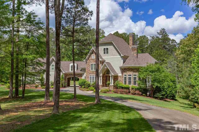 52 Gentle Winds Drive, Chapel Hill, NC 27517 (#2213498) :: Spotlight Realty