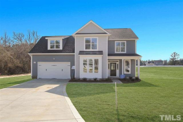 188 Marywood Drive, Clayton, NC 27520 (#2216227) :: The Perry Group