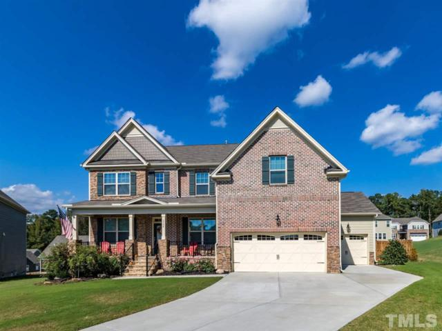 1704 Fawn Chase Court, Wake Forest, NC 27587 (#2216996) :: The Perry Group