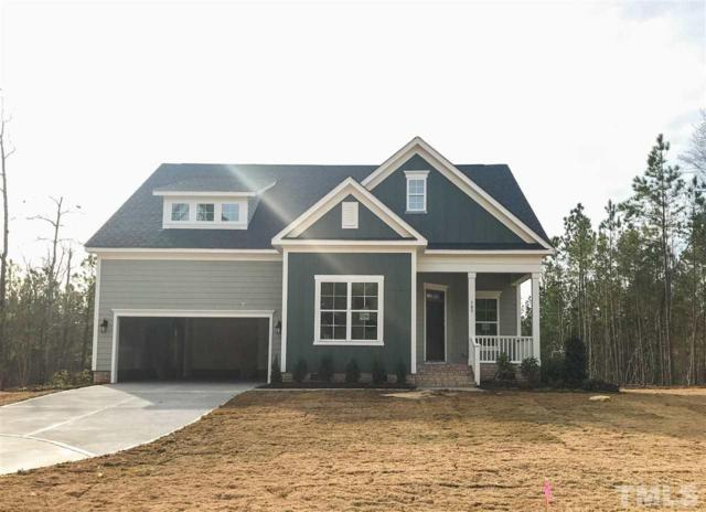 109 Silent Bend Drive #3, Holly Springs, NC 27540 (#2217646) :: Raleigh Cary Realty
