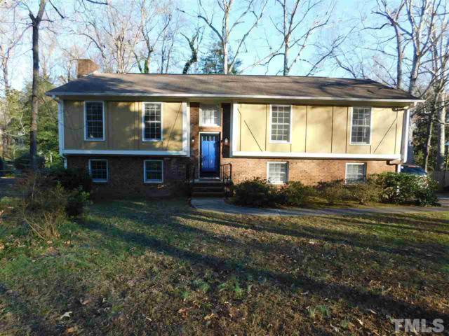 5704 Partridge Lane, Raleigh, NC 27609 (#2217816) :: The Jim Allen Group