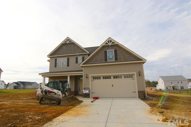406 Planters Ridge Drive, Pikeville, NC 27863 (#2221519) :: Raleigh Cary Realty