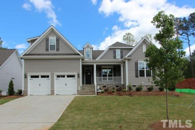 516 Horncliffe Way, Holly Springs, NC 27540 (#2227337) :: The Perry Group