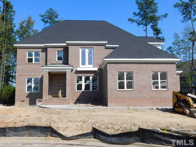 116 Gilmore Bridge Drive Lot 83, Apex, NC 27523 (#2235547) :: Morgan Womble Group