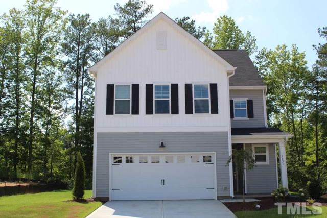 1421 Haltwhistle Street #8, Wake Forest, NC 27587 (#2239815) :: Raleigh Cary Realty