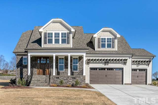3217 Donlin Drive, Wake Forest, NC 27587 (#2257219) :: The Jim Allen Group