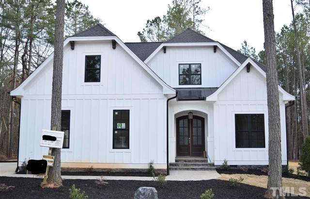 1204 Smith Creek Way, Wake Forest, NC 27587 (#2270194) :: Raleigh Cary Realty