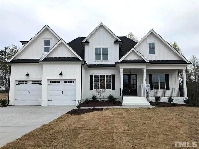 1429 Sweetclover Drive, Wake Forest, NC 27587 (#2276963) :: Raleigh Cary Realty