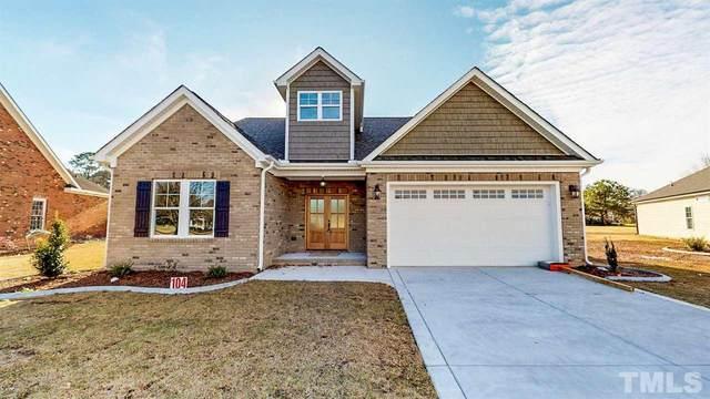 117 Muirfield Place, Goldsboro, NC 27534 (#2285255) :: The Beth Hines Team
