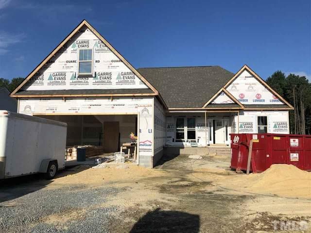 85 Wyatt Drive, Selma, NC 27576 (#2291774) :: The Rodney Carroll Team with Hometowne Realty
