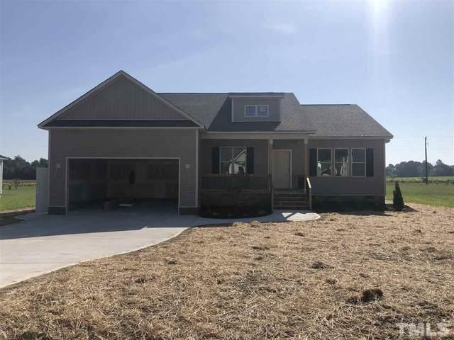 50 Wyatt Drive, Selma, NC 27576 (#2292664) :: The Rodney Carroll Team with Hometowne Realty