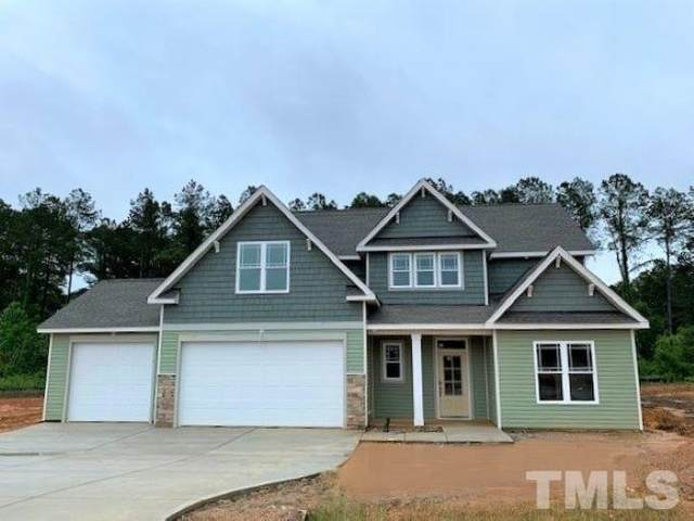 178 Ashpole Trail #6, Clayton, NC 27520 (#2296497) :: Marti Hampton Team brokered by eXp Realty