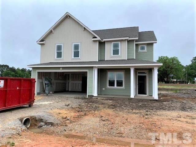 81 Princess Ann Court #53, Clayton, NC 27520 (#2297242) :: Marti Hampton Team brokered by eXp Realty