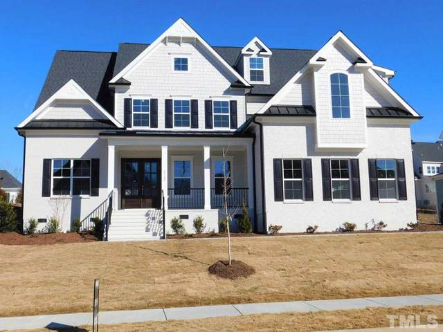 2340 Vandiver Way Lot 63, Apex, NC 27523 (#2314320) :: Real Properties