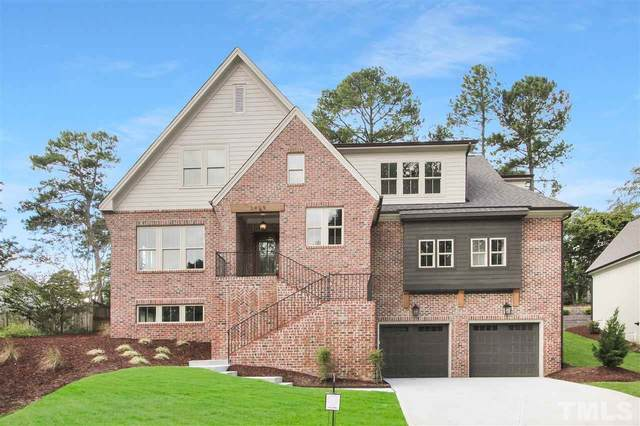 3409 Rock Creek Drive, Raleigh, NC 27609 (#2315380) :: Classic Carolina Realty