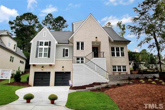 3413 Rock Creek Drive, Raleigh, NC 27609 (#2315773) :: The Perry Group