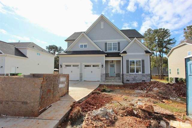 2812 Mills Lake Wynd, Holly Springs, NC 27540 (#2330109) :: Bright Ideas Realty