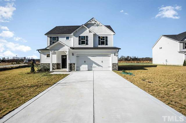 19 N Cinnamon Teal Drive, Selma, NC 27576 (#2332621) :: Sara Kate Homes