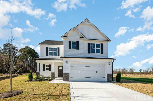 52 S Cinnamon Teal Drive, Selma, NC 27576 (#2332657) :: Sara Kate Homes