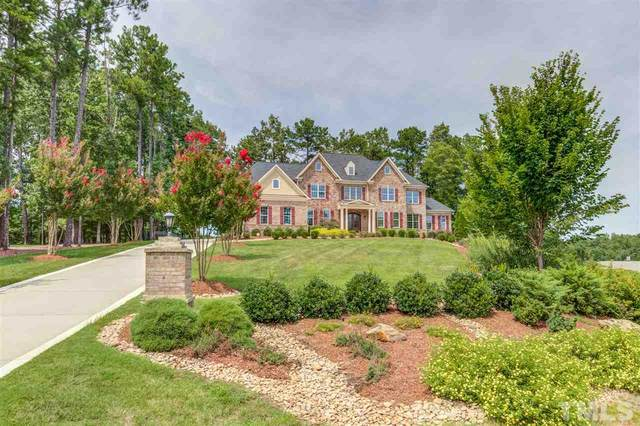 7225 Hasentree Club Drive, Wake Forest, NC 27587 (#2336757) :: Rachel Kendall Team