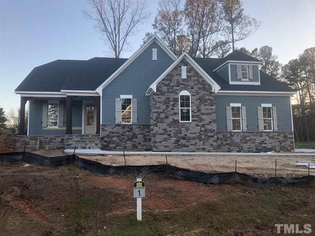 2732 Derby Glen Way Lot 1, Wake Forest, NC 27587 (MLS #2336830) :: On Point Realty