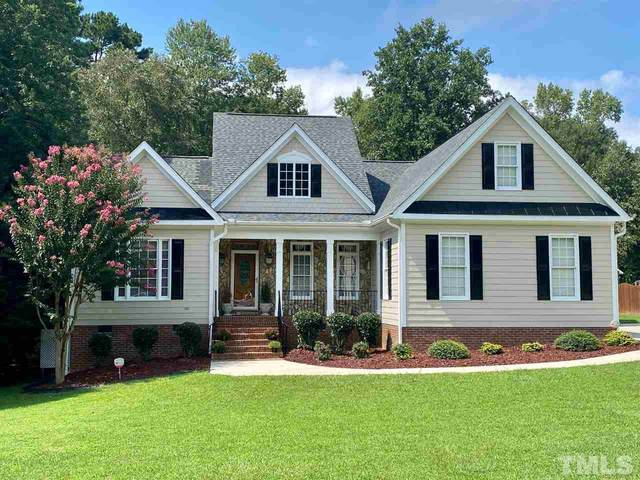 211 St Jiles Drive, Clayton, NC 27520 (#2342186) :: Sara Kate Homes