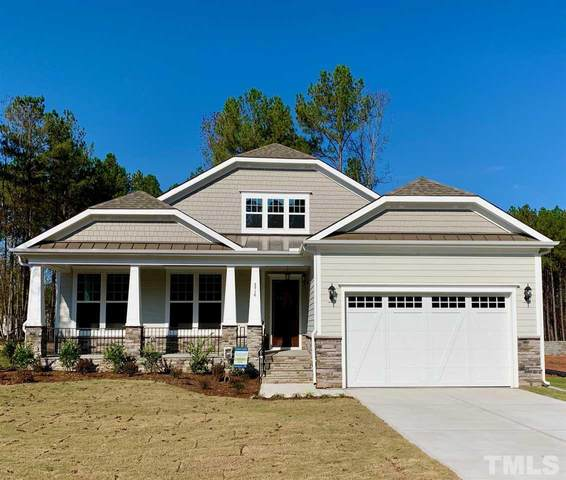 2716 Grain Mill Court, Raleigh, NC 27603 (MLS #2342414) :: On Point Realty
