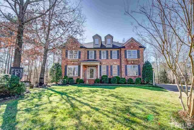 121 Arlen Park Place, Holly Springs, NC 27540 (#2365506) :: Real Properties