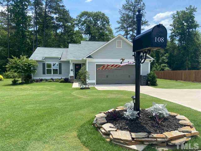 108 Larksdale Cove, Benson, NC 27504 (#2389765) :: The Perry Group